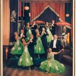Bickley Dancers by Neal Slavin