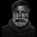 Sandro Miller, Yousuf Karsh / Ernest Hemingway (1957), 2014