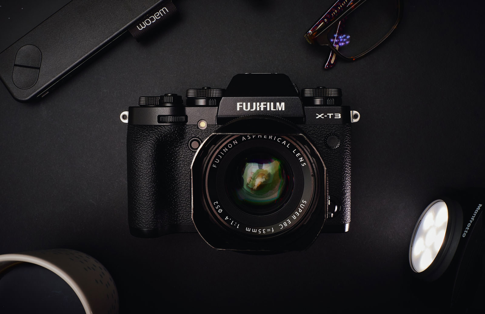 Fujifilm X-T3 – One Week Of WOW